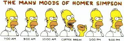 homer simpson smart quotes